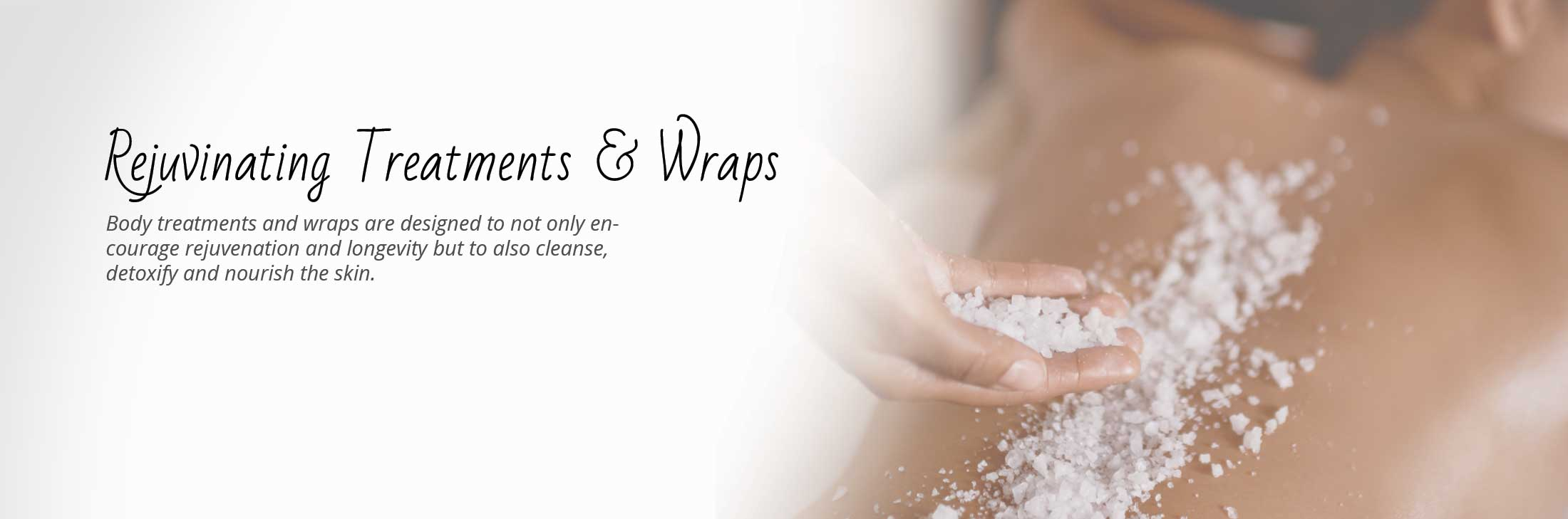 body treatments and wraps