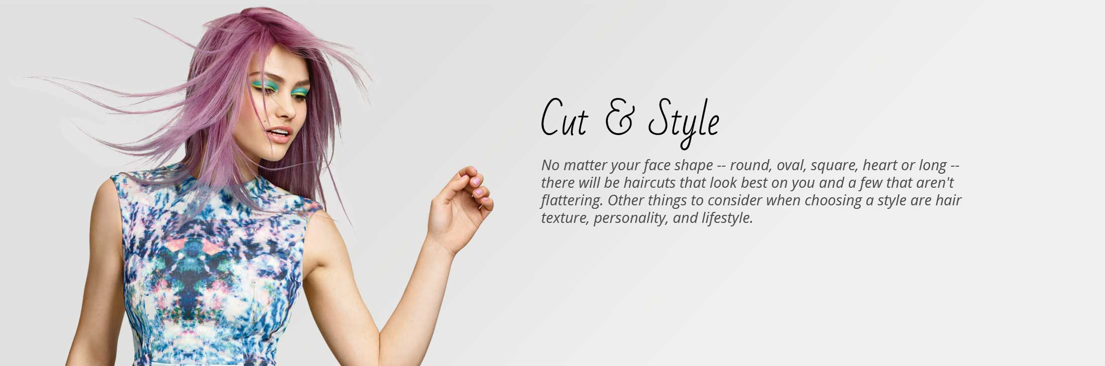 professional cut and style services | Park West Hair Design and Spa
