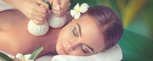 signature massage therapies